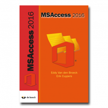 Ms Access 2016