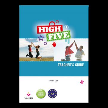High Five 1 - Teachers' notes