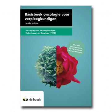 Basisboek oncologie voor verpleegkundigen 2018