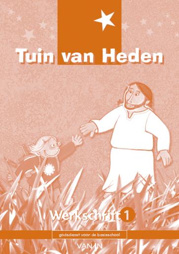Tuin van Heden 1 - werkschrift