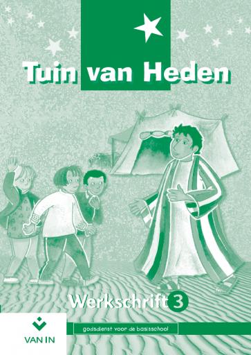 Tuin van Heden 3 - werkschrift