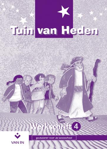 Tuin van Heden 4 - werkschrift