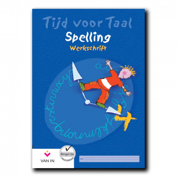 Tijd voor Taal - spelling 4 - werkschrift