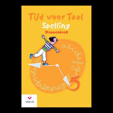 Tijd voor Taal - spelling 5 - stappenboek