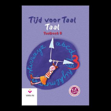Tijd voor Taal 2010 - taal 3 - taalboek B