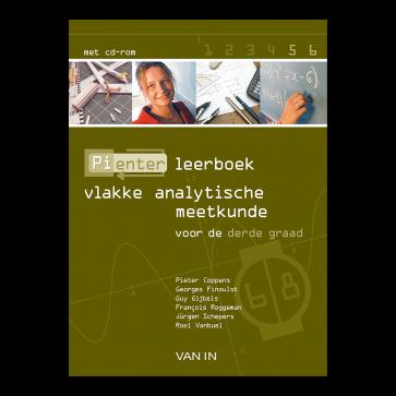 Pienter 6 tso Leerboek Vlakke analytische meetkunde (6-8u)