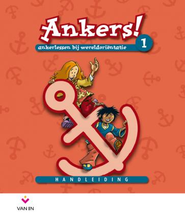 Ankers! 1 - wereldoriëntatie Handleiding