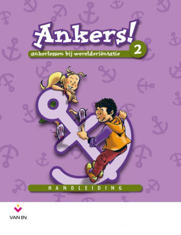Ankers! 2 - wereldoriëntatie Handleiding