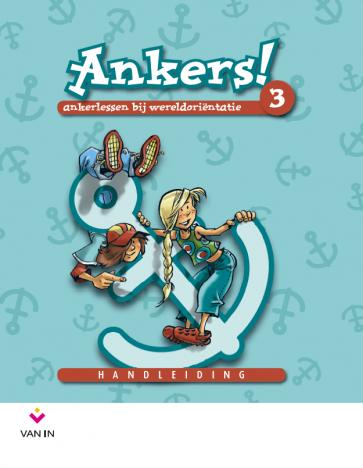 Ankers! 3 - wereldoriëntatie Handleiding