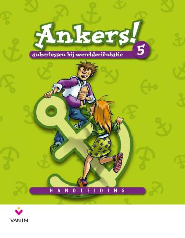 Ankers! 5 - wereldoriëntatie Handleiding
