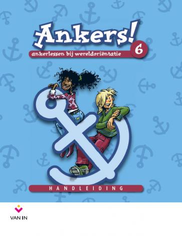 Ankers! 6 - wereldoriëntatie Handleiding