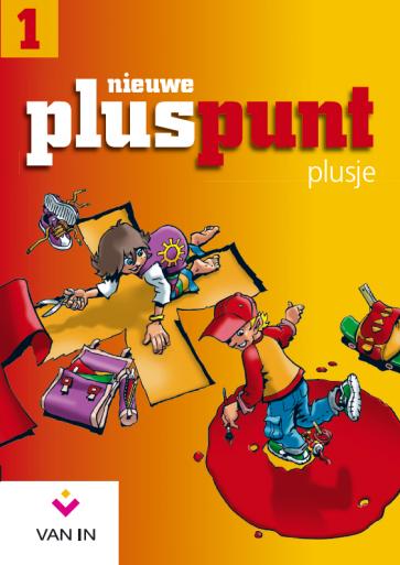 Nieuwe Pluspunt 1 - plusje