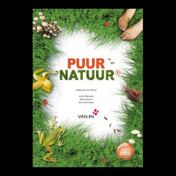 Puur Natuur 1 - leerwerkschrift