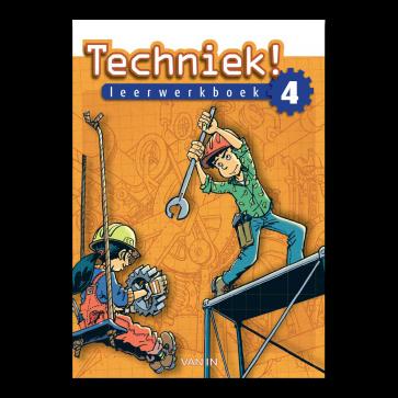 Techniek! 4 - Leerwerkboek