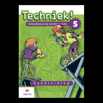 Techniek! 5 - Handleiding