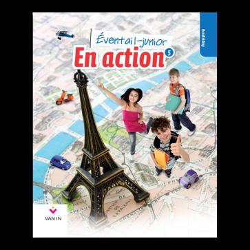 Eventail Junior En action 5 - Handleiding met toetsen