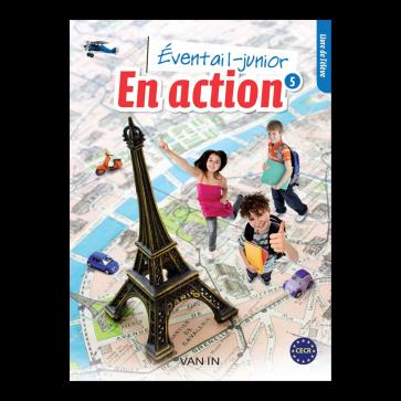 Eventail Junior En action 5 - Livre de l'élève