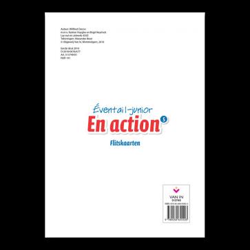 Eventail Junior En action 5 - Flitskaarten