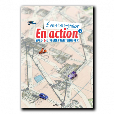 Eventail Junior En action 5 - Spel- en differentiatiekoffer