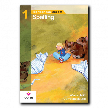 TvT accent - Spelling 1 - werkschrift CS