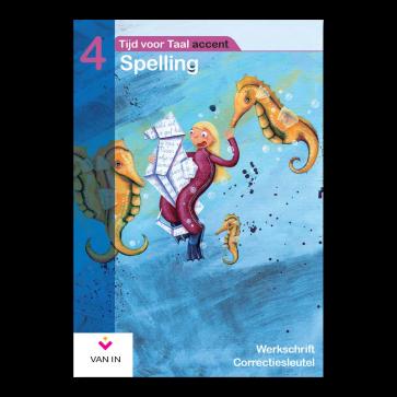 TvT accent - Spelling 4 - werkschrift CS