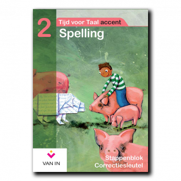 TvT accent - Spelling 2 - stappenb. CS