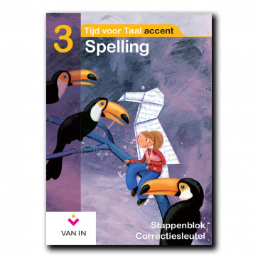 TvT accent - Spelling 3 - stappenb. CS