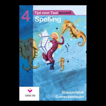 TvT accent - Spelling 4 - stappenb. CS