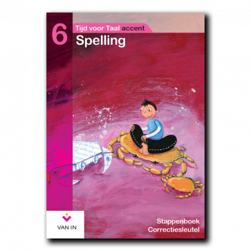 TvT accent - Spelling 6 - stappenb. CS