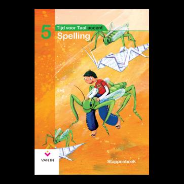 TvT accent - Spelling 5 - stappenboek