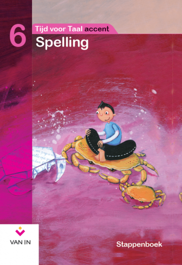 TvT accent - Spelling 6 - stappenboek