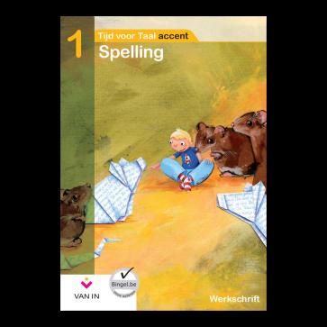TvT accent - Spelling 1 - werkschrift