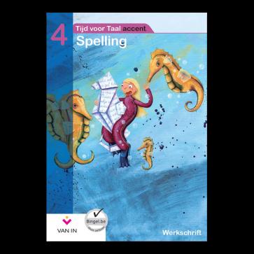 TvT accent - Spelling 4 - werkschrift