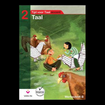 TvT accent - Taal 2 - werkschrift b