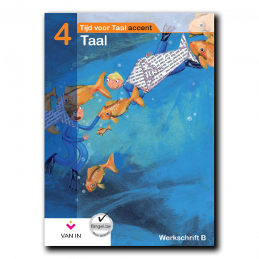 TvT accent - Taal 4 - werkschrift b