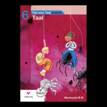 TvT accent - Taal 6 - werkschrift b