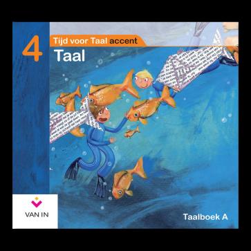 TvT accent - Taal 4 - taalboek a