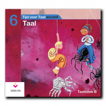 TvT accent - Taal 6 - taalboek b