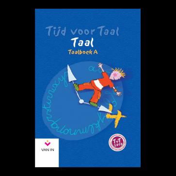 Tijd voor Taal 2010 - Taal 4 - taalboek A