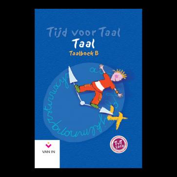 Tijd voor Taal 2010 - Taal 4 - taalboek B