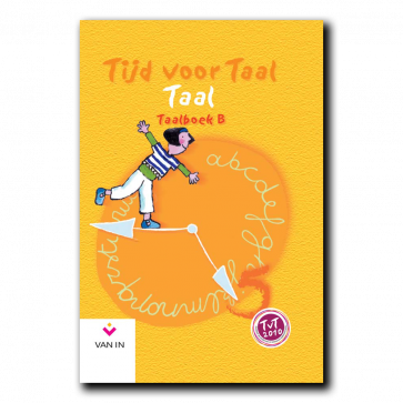 Tijd voor Taal 2010 - Taal 5 - taalboek B
