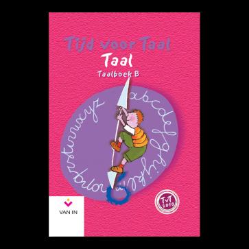 Tijd voor Taal 2010 - Taal 6 - taalboek B