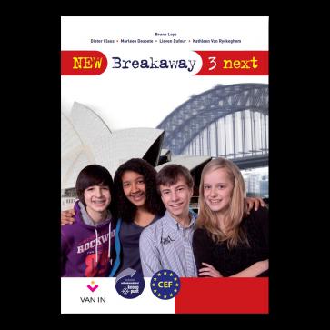 New Breakaway 3 Next Leerwerkschrift