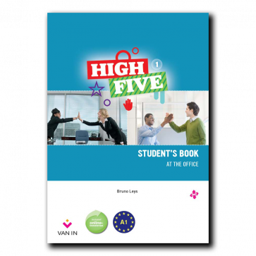 High Five 1 - At the office students' book