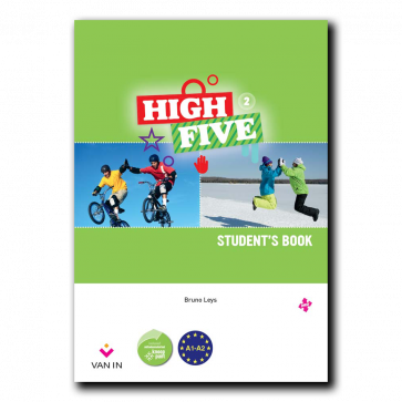 High Five 2 - Students' book