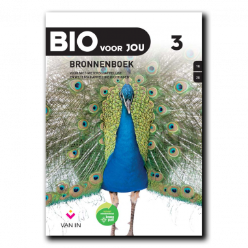 Bio voor jou 3 Leerplan 2012 - bronnenboek