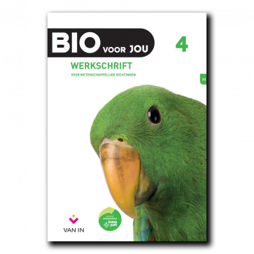 Bio voor jou 4 Leerplan 2012 - Wetenschap.richtingen - werkschrift