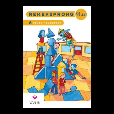 Rekensprong Plus 6 - neuze-neuzeboek