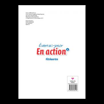 Eventail Junior En action 6 - Flitskaarten