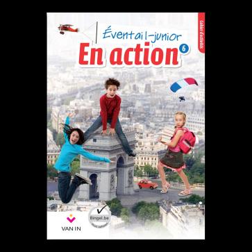 Eventail Junior En action 6 - Cahier d'activités